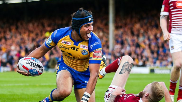 Phil Clarke selects his favourite tries from the first round of the 2017 Super 8s