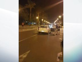 Video shows man being shot by police in Cambrils