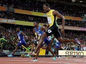 100m final