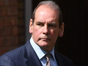Former chief inspector of South Yorkshire Police Sir Norman Bettison
