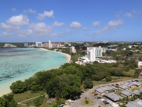 The US territory of Guam is known as a tourist desination