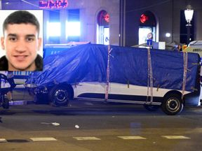 Police are hunting Younes Abouyaaqoub over the Barcelona van attack