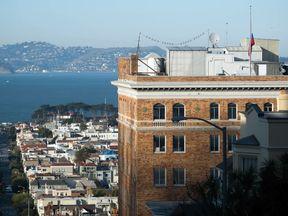 Russia's San Francisco consulate