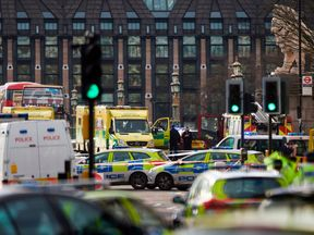 Westminster Bridge terror attack