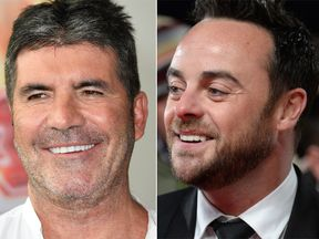 Cowell has worked with McPartlin for 16 years