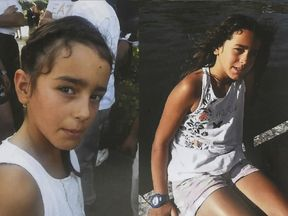 Photos of Maelys de Araujo have been posted and tweeted across France