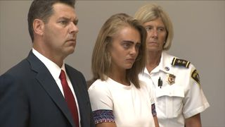 Michelle Carter is sentenced to jail for involuntary manslaughter