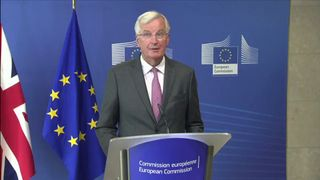 Michel Barnier prepares for another round of Brexit talks with David Davis