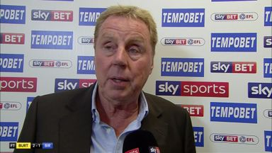 Redknapp: A disappointing night