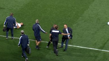 Parkinson and Carvalhal see red after clash