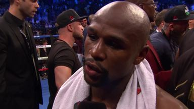 Mayweather: This is my last fight