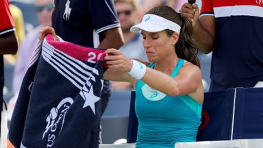 US Open Round-Up: Day 1