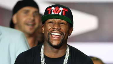 Mayweather: I've seen it all before