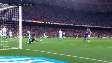 Barcelona 2-0 Real Betis