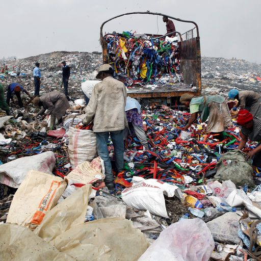 Kenya passes world's toughest plastic bag law in pollution crackdown