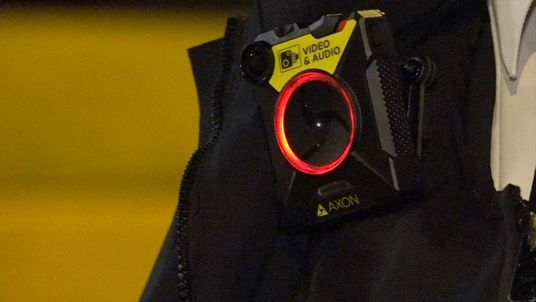 Body-worn video cameras