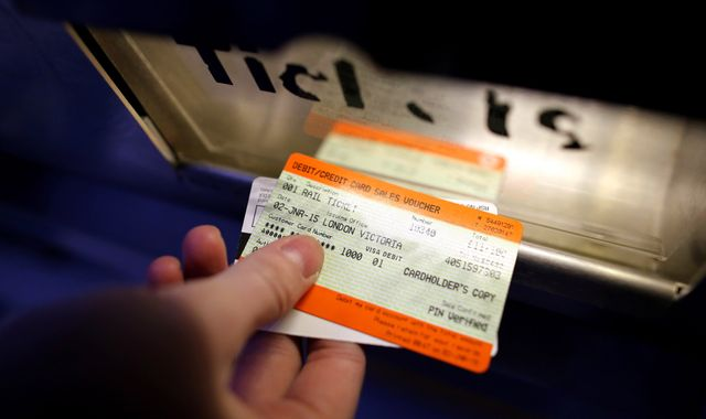 Thousands of fare dodgers entitled to refund after mistake by train companies