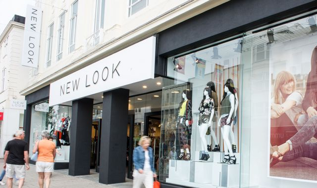 Struggling retailer New Look sees annual losses deepen to £538m