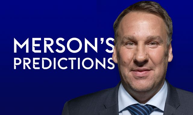 Paul Merson's predictions: Manchester United vs Manchester City and Tottenham vs Brighton