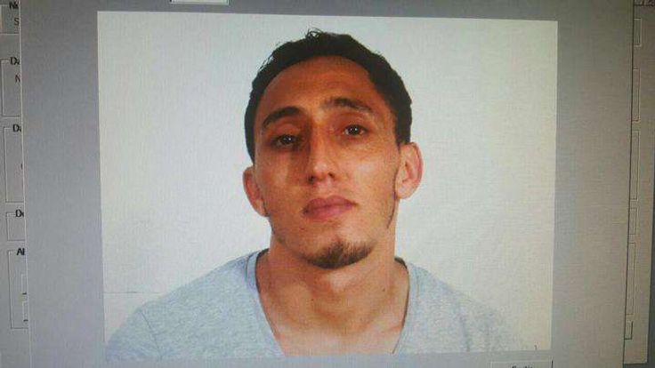 Police have released an image of this suspect following the terror attack in Barcelona