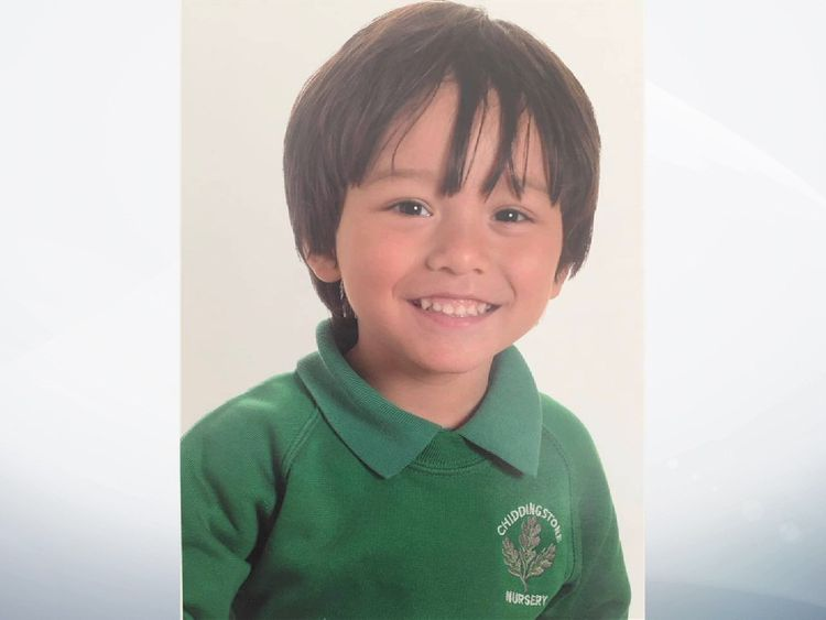 Julian Cadman is believed to be the boy with dual British nationality who is missing