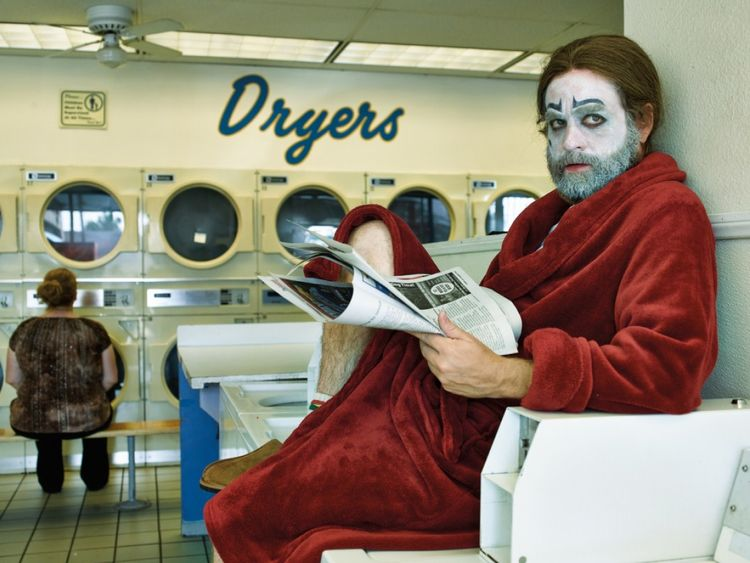 Zach Galifianakis in Baskets