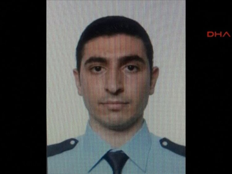 Sinan Acar is the police officer stabbed to death by an IS man