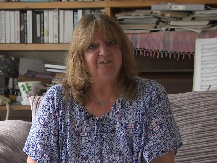 Wendy Watson, who set up the National Hereditary Breast Cancer Helpline