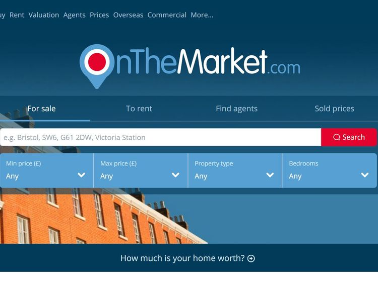 OnTheMarket is fighting a fierce battle with Zoopla and Rightmove