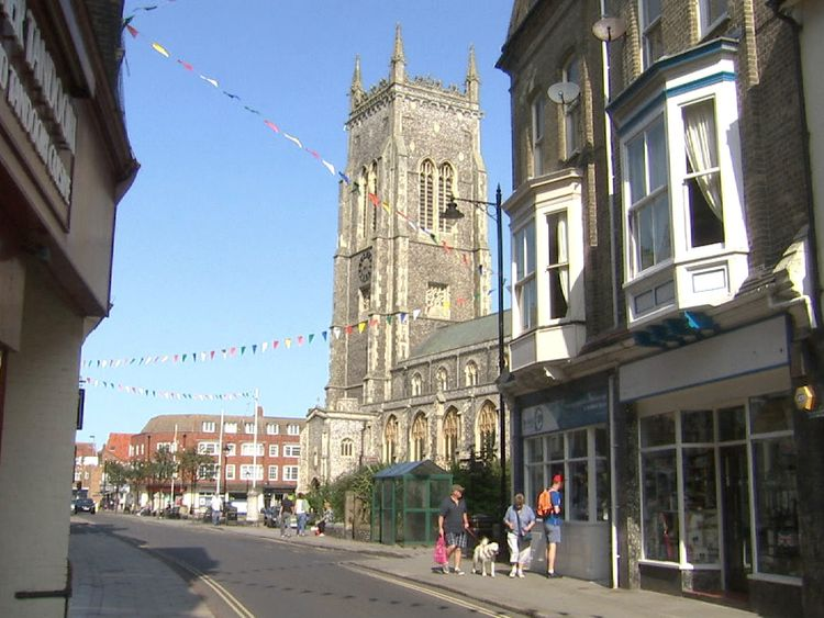 It is an important time or year for businesses in Cromer