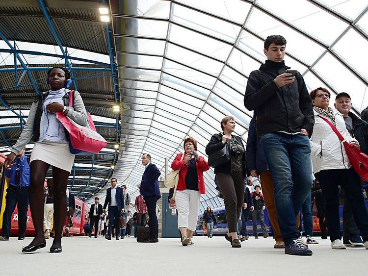Thameslink owner's profits up despite train chaos