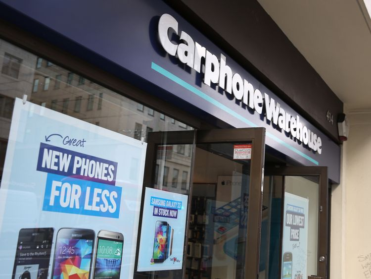 Hackers access 5.9m bank cards at Dixons Carphone