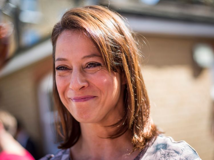 Labour MP Gloria De Piero, a former journalist, co-wrote the report