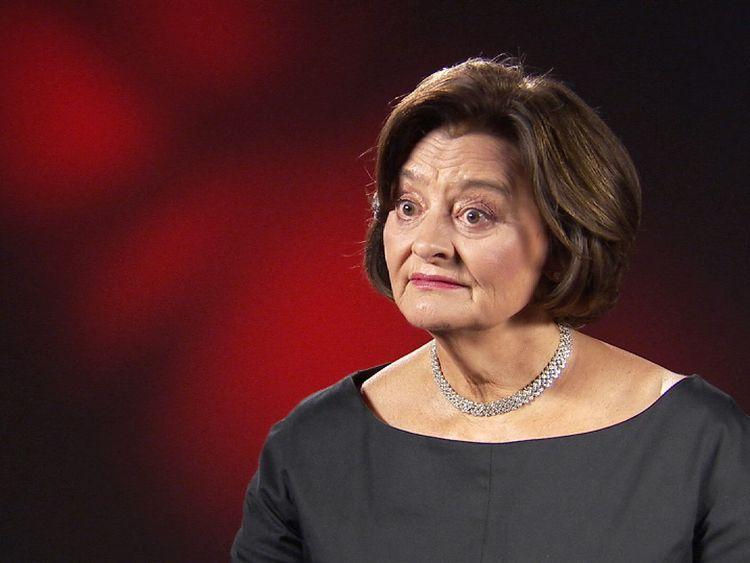 Cherie Blair campaigns against modern slavery