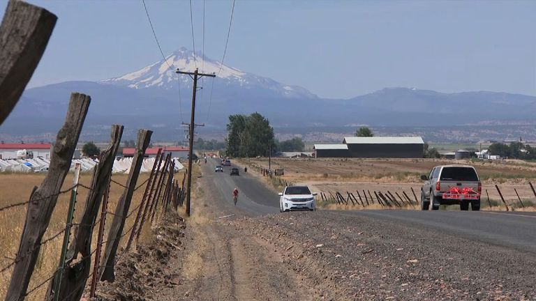 Madras in Oregon is regarded as one of the perfect places to witness the eclipse