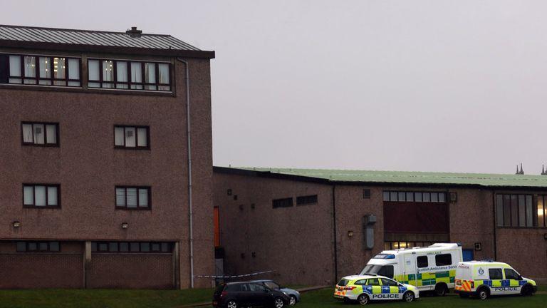 Keane Wallis-Bennett died after an accident at Liberton High School, Edinburgh