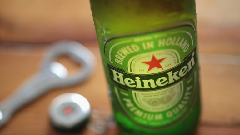 The deal will mean Heineken will now control almost 3,000 pubs in the UK