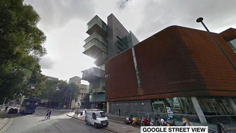 Manchester High Court