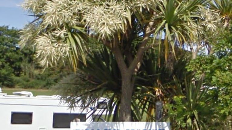 The boy was reported missing at the Knapp House Holiday Activity Centre. Pic: Google Street View