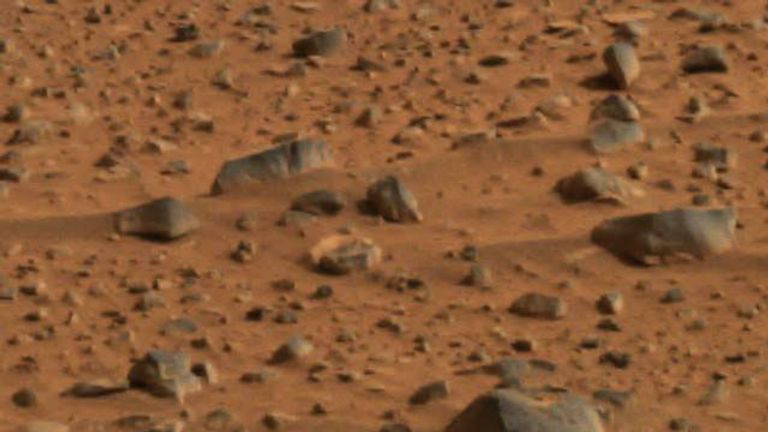"The outgoing planetary protection officer described Mars in 2015 as ""pretty clean"""