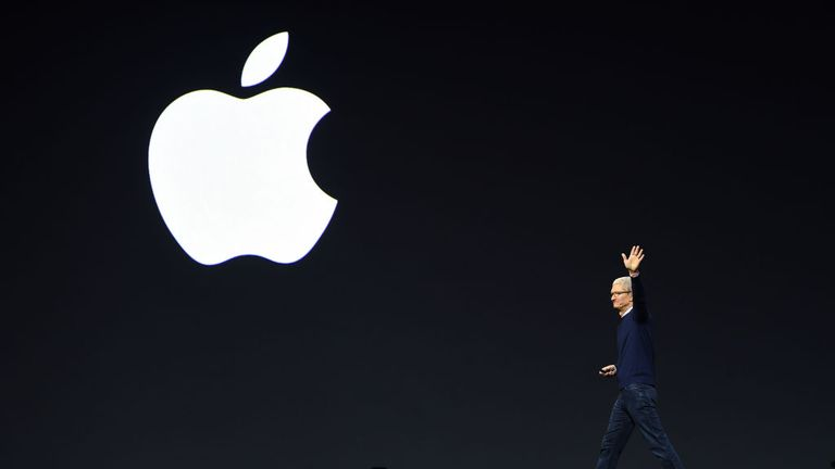 Tim Cook has run Apple since August 2011