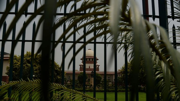 The Supreme Court in India