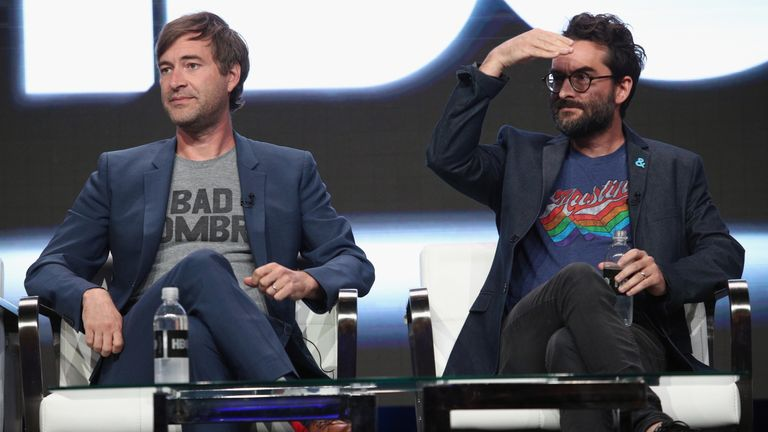 Mark and Jay Duplass' new show Room 104 has been leaked by the hackers
