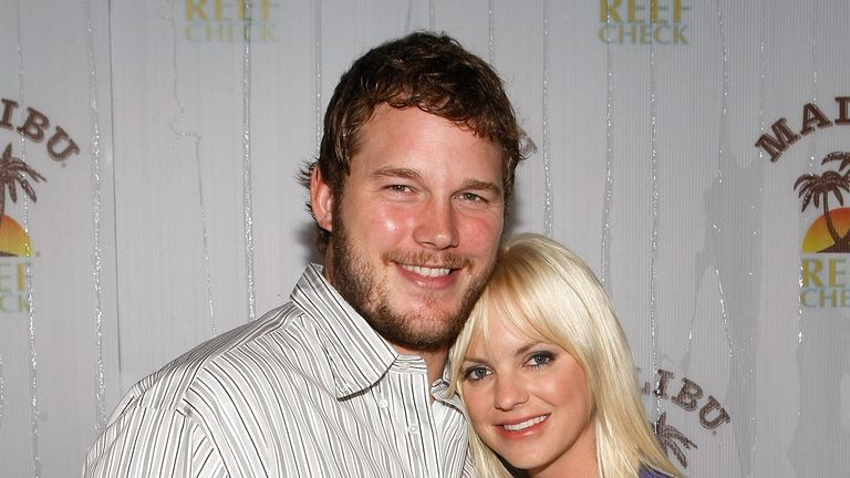 Pratt, 38, and Mom star Faris, 40, married in 2009 and starred together in 2011 high school comedy, Take Me Home Tonight.