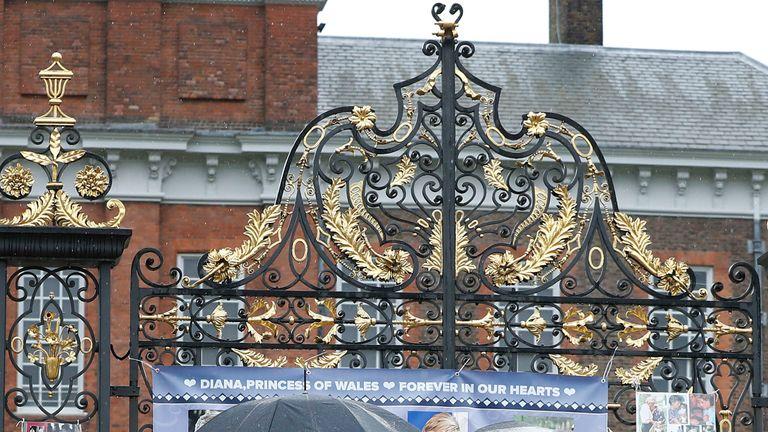 Duke of Cambridge and Prince Harry