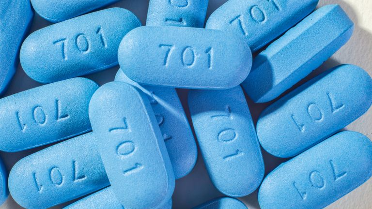 PrEP will be available to 10,000 people at high risk of HIV infection