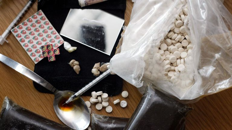 Drug deaths in England and Wales have reached their highest level ever