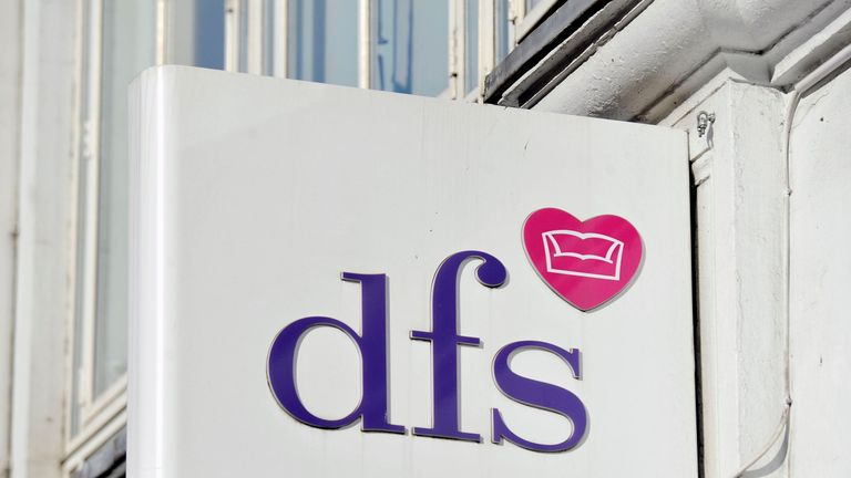 DFS returned to the stock market two-and-a-half years ago