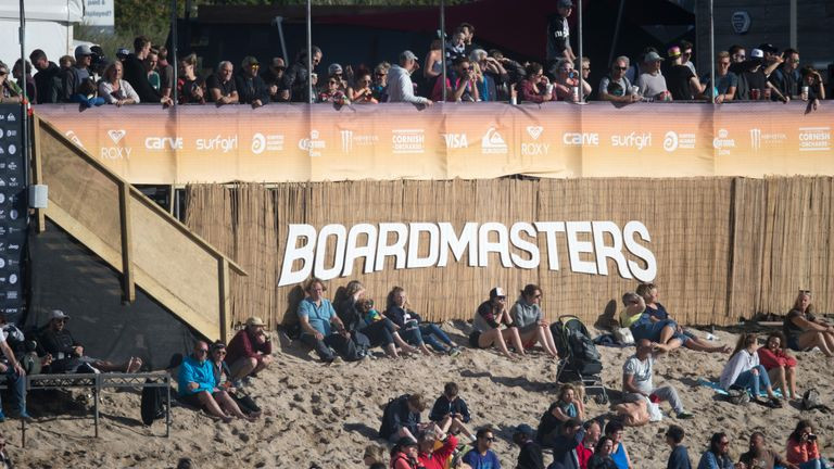 The 17-year-old girl had been attending the Boardmasters festival in Newquay, Cornwall