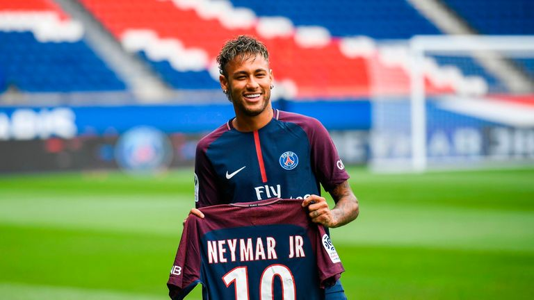 Neymar could start his PSG career on Saturday in the opening game of the Ligue 1 season